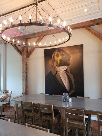 Bleu Restaurant and Lounge Image