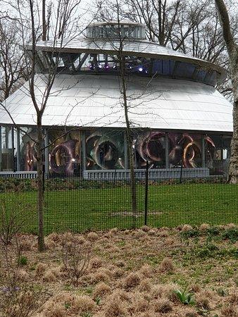 Carousel at Battery Park