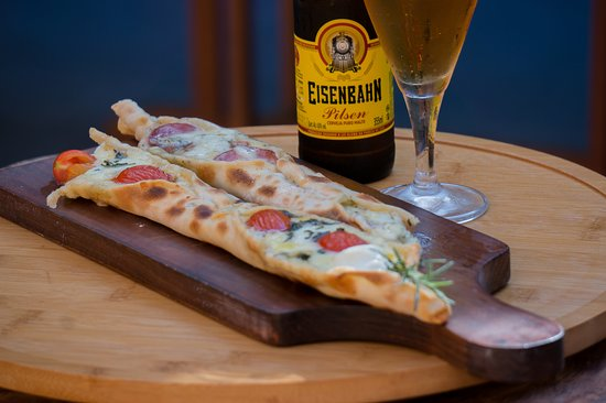 Figata Pizza & Birra: Pizza Dello Chef