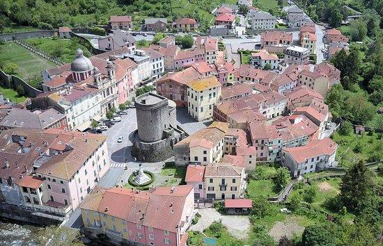 Castello Fieschi - Borgo Rotondo