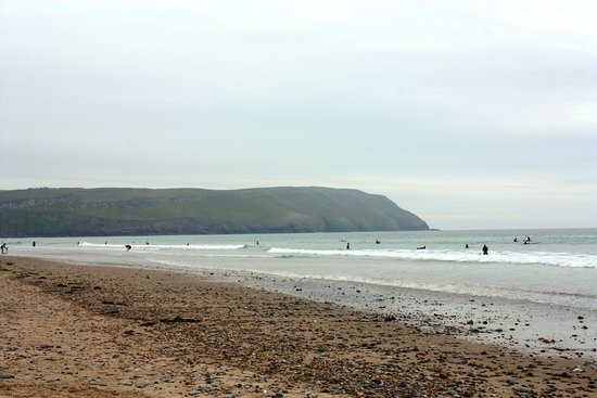 Porth Neigwl (Hell's Mouth)