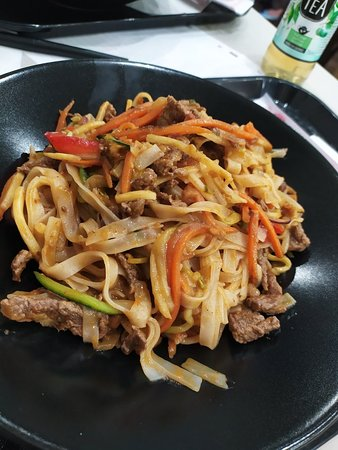 Box thai wok' n fast food