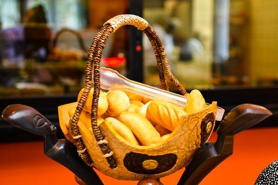 Hotel Palm Club: Ba à pain ou le pannon antchi en langue local
