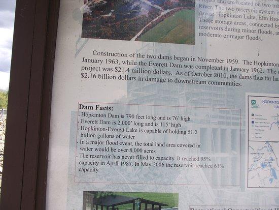 Hopkinton Dam