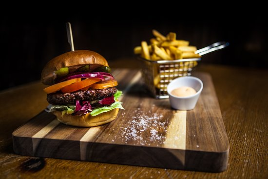 Our Classic Burger