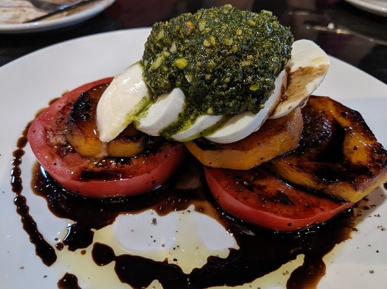 The Chef and I on Ninth: Butternut Squash Caprese Salad