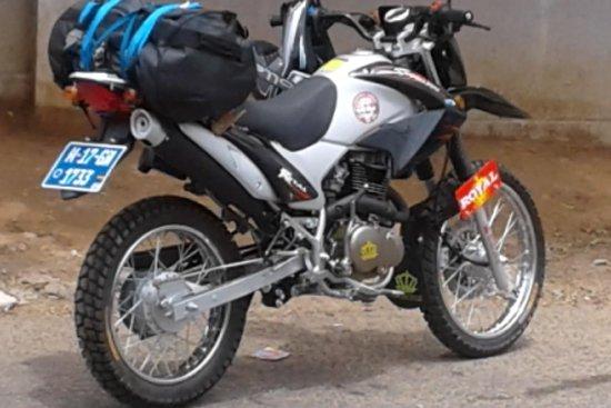 Ghana Motorbike Tours