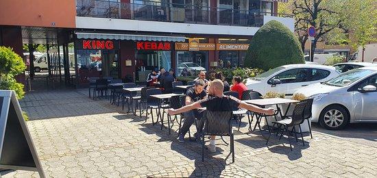 King kebab thonon thonon les bains restaurant avis - Camping thonon les bains avec piscine ...