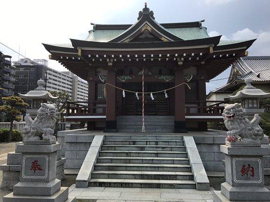 Kaminari Katori Shrine