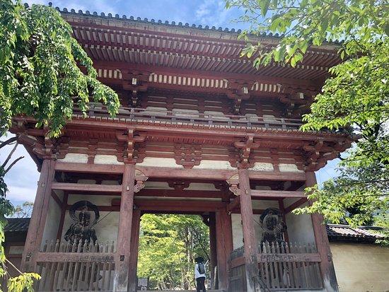 Daigo-ji Temple Niomon