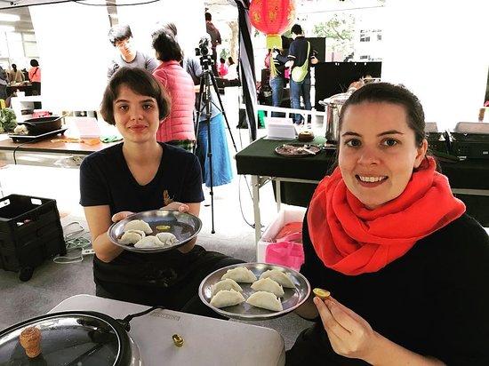The Coriander Cooking Studio: Pop up event for Lunar New Year @JianKang Public Housing (Taipei City)