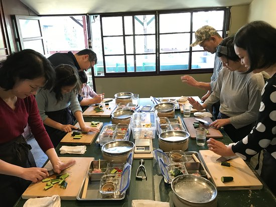 The Coriander Cooking Studio: Taiwan Small Eats Cooking Class