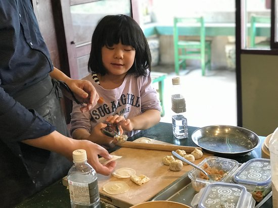 The Coriander Cooking Studio: Our Taiwan Small Eats Cooking Class is for all generations.