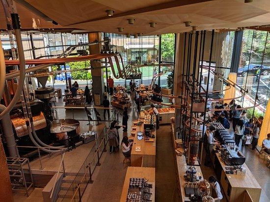 Starbucks Reserve(R) Roastery Tokyo Photo