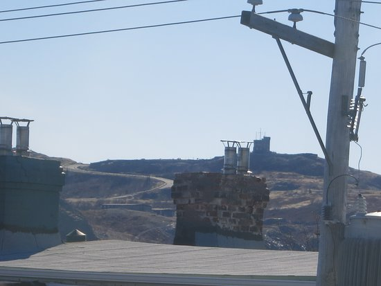 Zoomed at the Signal Hill