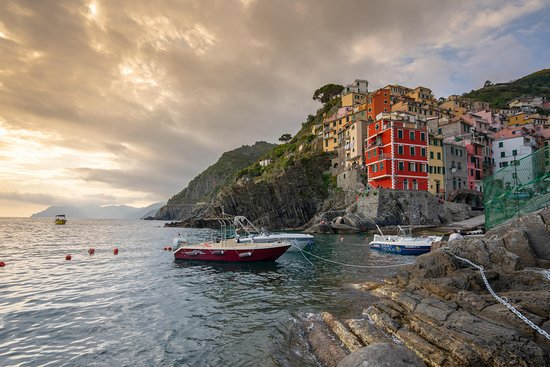 Get Away Boat Tours in the Cinque Terre