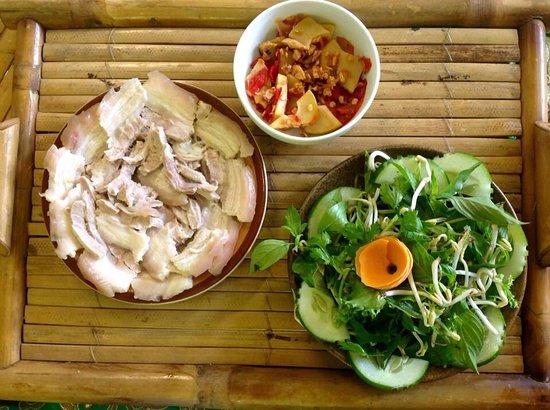 Nhà hàng Organic Susu Xanh: Món ngon theo yêu cầu