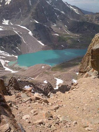 Kochkorka, جمهورية قرغيزستان: Kyrgyzstan chunkur kol lake