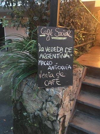 Jess te da la oprtunidad de probar un café incredible de la region de Medellin !