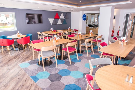 Holiday Inn Express Exeter - City Centre: Restaurant