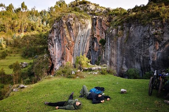 彩色岩石之旅