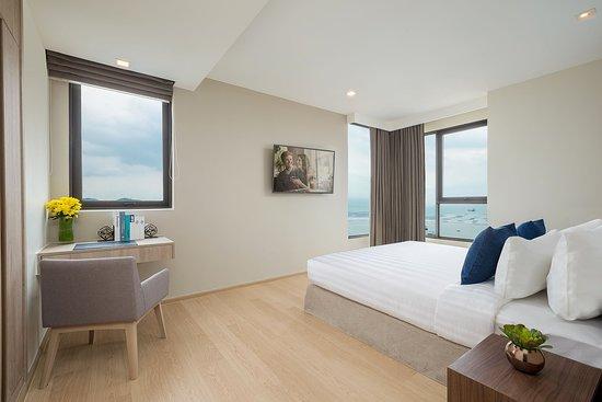 Somerset Harbourview Sri Racha: Guest room