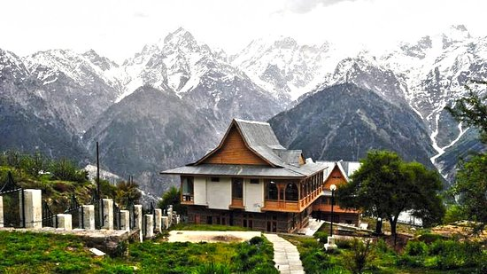 """Kinnaur District, India: Kinnaur with calling india tour 28 May – 4 Jun Kinnaur, also known as """"Land of god"""" is about 235 Km from Shimla and is known for its serenity and beauty of the lush green and rocky mountainscape .A brotherly fusion of Hinduism and Buddhism at one place reflects the existence of a culture of a different sort which is well preserved by its people in this era of modernization. Hindus visit Kinnaur to see the famous Kinner Kailash, believed to"""