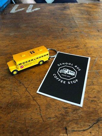 Imagen de School Bus Coffee Stop Kyoto