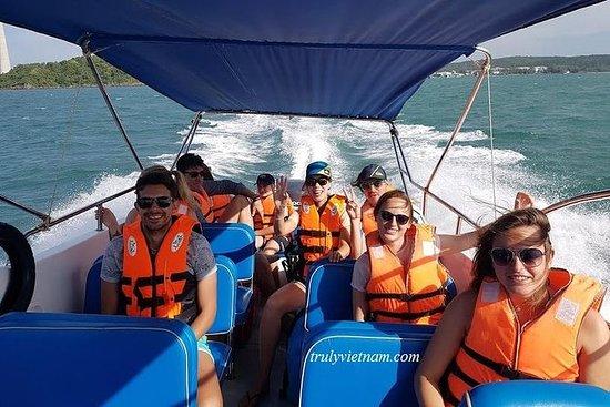 Fantastisk snorkling tur i Thoi øyene...