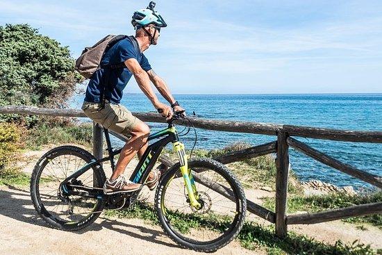 E-Bike-Tour zur Insel Sant'Antioco