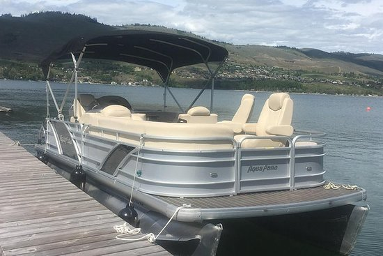 Private Luxury 3 Hour Pontoon Boat...