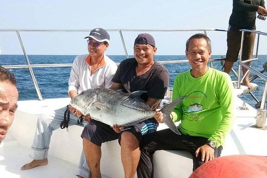 Langkawi Joy Fishing including Island...