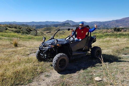 Offroad buggy tour Sierra de Mijas 3 ...