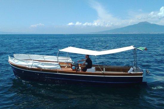 Besøk Sorrento Coastline-av typiske...