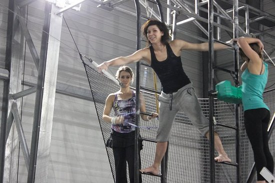 Flying Trapeze Cursos Semanales: Flying Trapeze Weekly Courses