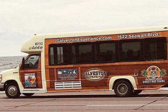 ガルベストンでのゴーストバスツアー