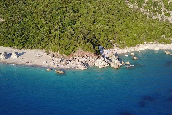 Hiking & Camping to Kroreza Beach (near Sarande): Camping to Kroreza Beach