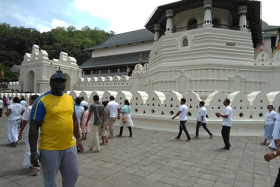 Privat all inclusive Day tour Kandy...