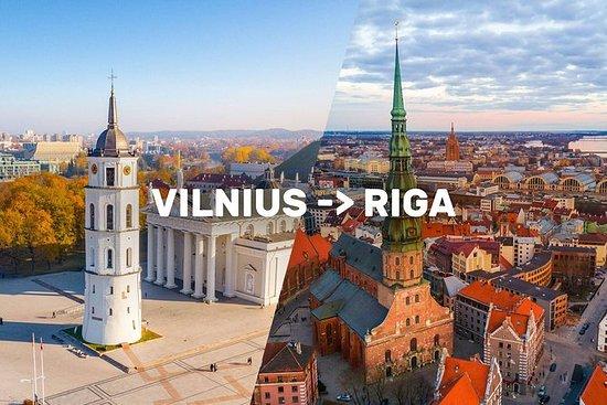 Ônibus de turismo de Vilnius-Riga
