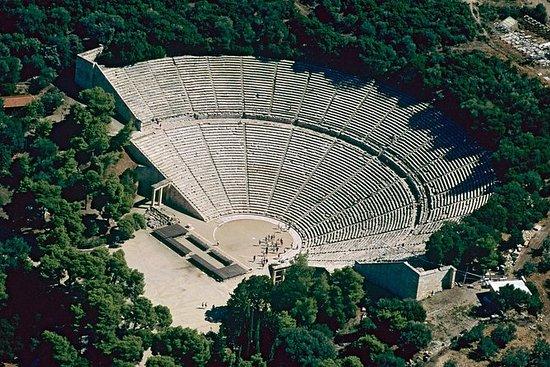 アテネからのギリシャの4日間ツアー