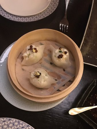 Great dim sum and main dishes