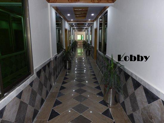 Ayubia, Pakistan: lobby