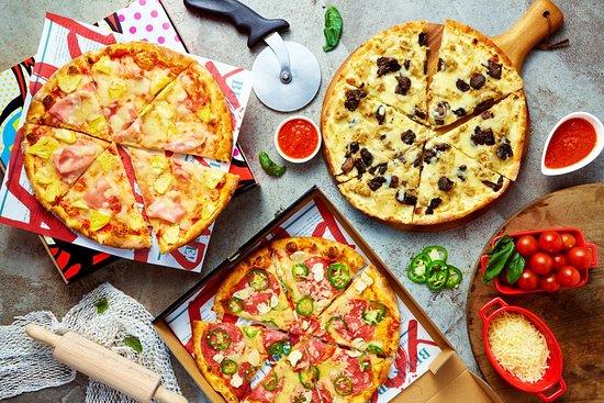 Alt Pizza: Take Three $45++