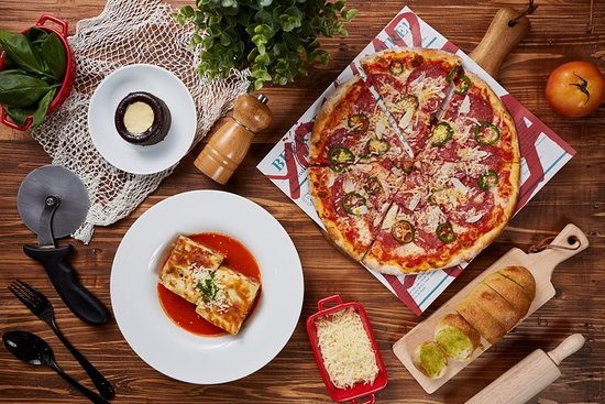 Alt Pizza: The All-In $36++