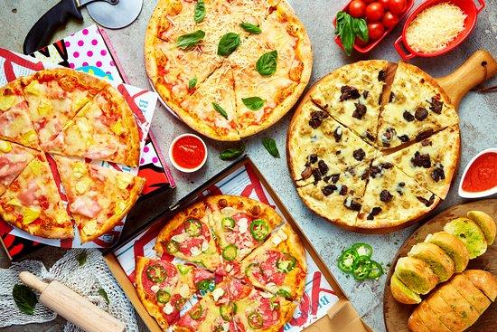 Alt Pizza: Alt-Rageous Feast $65++