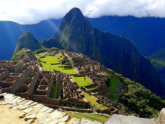 Machu Picchu, Peru: Nothing prepares you for this view.