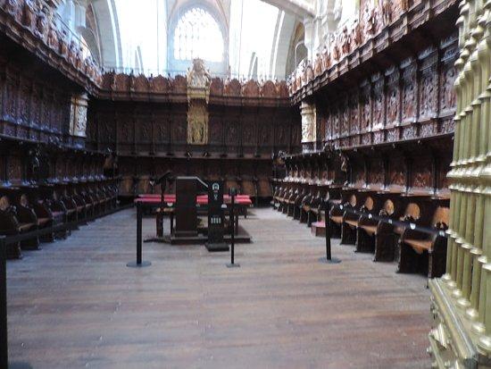 Catedral de Avila: Coro