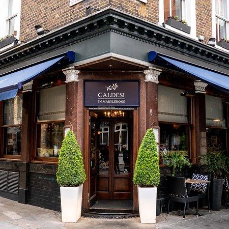 Caldesi In Marylebone: Our corner of Italy in Marylebone