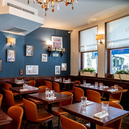 Caldesi In Marylebone: Upstairs Restaurant