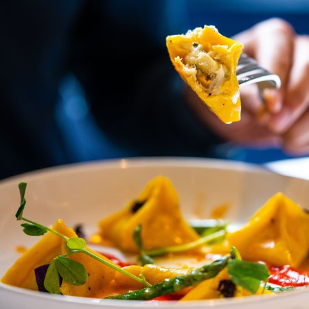 Caldesi In Marylebone: We make fresh pasta every day